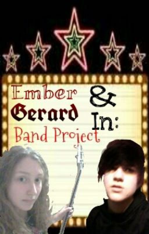 Ember and Gerard in: The Band Project by CyanideMoon