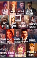 Life Is Strange {Episode 1-3 Kate & Rachel Theory} by ChilledMilk