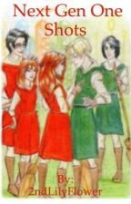 Harry Potter Next Generation One-Shots by 2ndLilyFlower