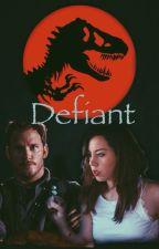 Defiant: An Owen Grady/Jurassic World Fanfiction by psych0deliccat