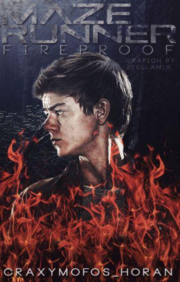 MAZE RUNNER: Fireproof (Newt y Tu) #2