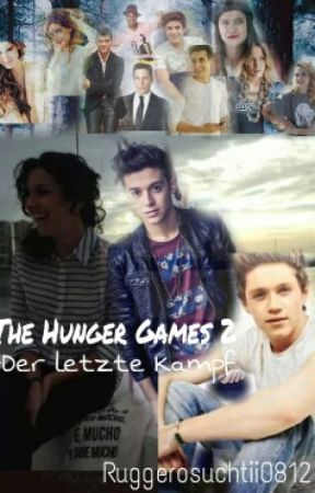 The Hunger games 2-Der letzte Kampf by dreamwriter812