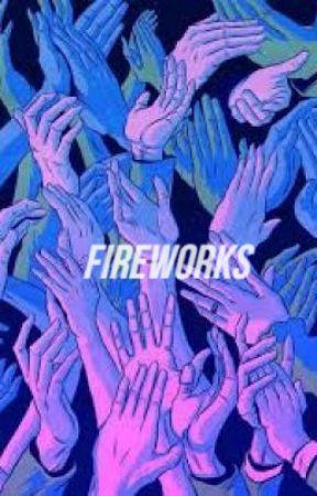 fireworks by snogglinglarry
