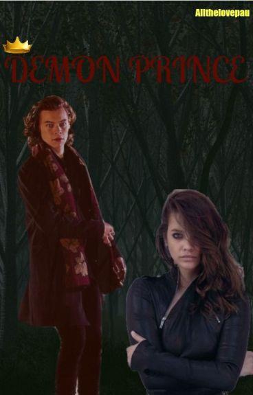 Demon Prince. Harry Styles.