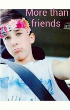 More than Friends (Hunter Rowland fanfiction) by MrsRowland