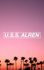 U.S.S Alren | Ally Brooke & Lauren Jauregui by kordaddy-