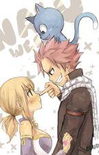 ¡Maldito afeminado! // Fairy Tail, Lemmon (Nalu) by Okusa73
