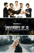 Book 2: University of 1D by xohiddengirlxo