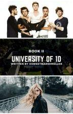 Book 2: University of 1D by xsweetmarshmellox
