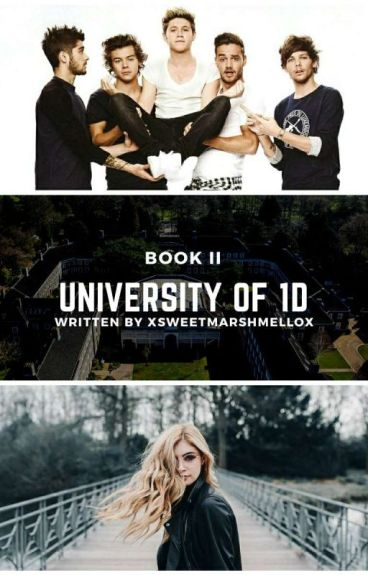 Book 2: University of 1D