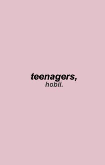 teenagers // vkook.hopemin