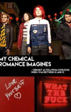 My Chemical Romance Imagines by Supernatural-Killjoy