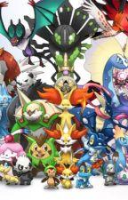 Pokemon rp by kingdragon0586
