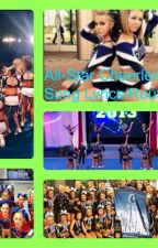All-Star Cheerleading Song Lyrics/Routines by thefinostars
