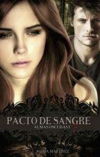 Pacto de Sangre - Maria Martinez #1 by Meli13Rod