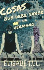 Hermano Postizo by Lissy33