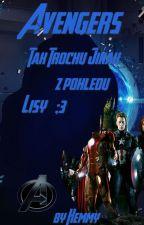 Avengers Tak trochu jinak - pohled Lisy by HemmyGril