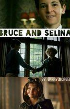 Bruce and Selina by batcatfanfic