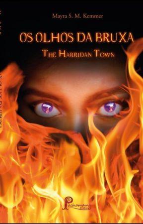 Os Olhos da Bruxa by MayraKemmer