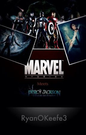 Marvel, meet Percy Jackson (Discontinued) by Ryan_McShizzle2