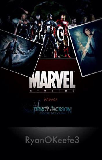 Marvel, meet Percy Jackson (on hold)