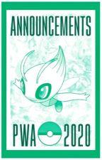 ANNOUNCEMENT BOOK | Pokémon Watty Awards by PokemonWatties