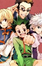 New world (a hunterxhunter fanfic) Discontinued  by kay2137