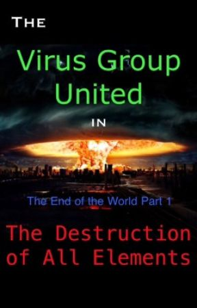 The Virus Group United The Natural Disaster by GabyValenciano16