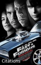 citation fast and furious by dreamtheone