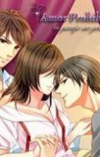 Amor Prohibido  la pareja no permitida by Akatsuki-san14