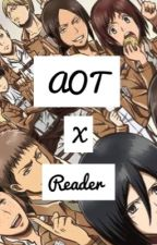AOT x Reader by JaydeMika