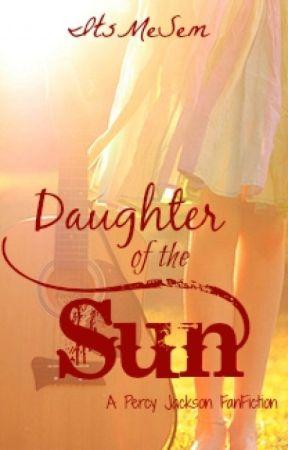 Daughter of the sun (ONDER CONSTRUCTIE) by ThatFNAFGirl