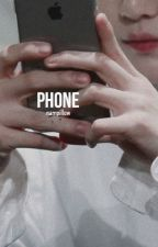 Phone ⇝Yoonmin⇜ by shytaee