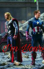 Im yours (Steve Rogers x reader Thors sister) by different_and_nerdy