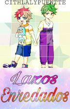 """Lazos Enredados"" [Ferb x Phineas] (Pausada) by CithlalyPuentte"