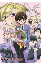 All Mixed Up: an Ouran Highschool Host Club One-Shot by The_Unknown_Writer1