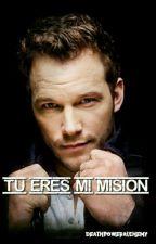 Tu eres mi misión (Chris Pratt) by deathpoweralchemy