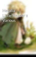 Hetalia Little!Reader x Various by raivis