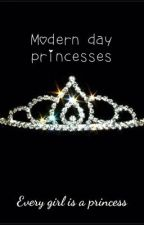 modern day princesses by christals