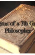 Poems of a 7th grade philosopher by dissonances