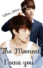 The moment I saw you(BaekHun/Sebaek fanfic) by White_Silver_Leaf