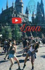 *La hermana de Lana* by tinilandez