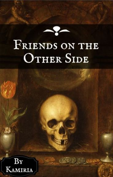 Friends On The Other Side (Black Butler X F!Reader)