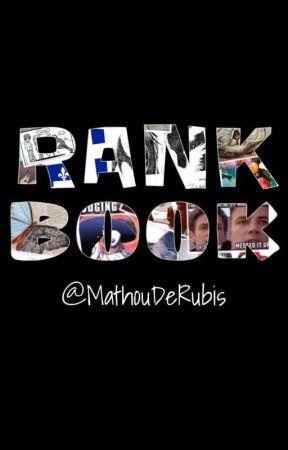RANKBOOK by MathouDeRubis