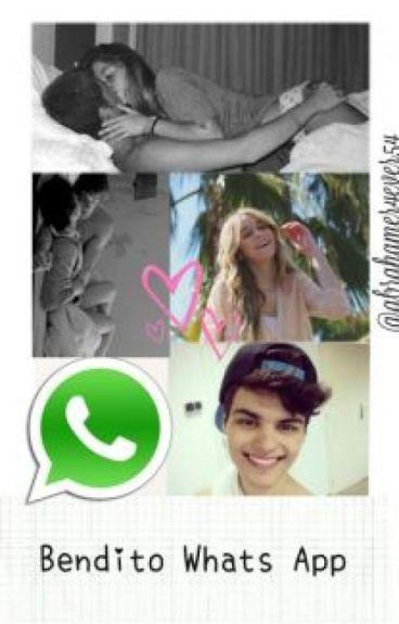 Bendito Whatsapp (Abraham Mateo) Hot