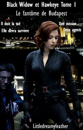 Black Widow  et Hawkeye Tome 1 : Le fantôme de Budapest by Littledreamyfeather