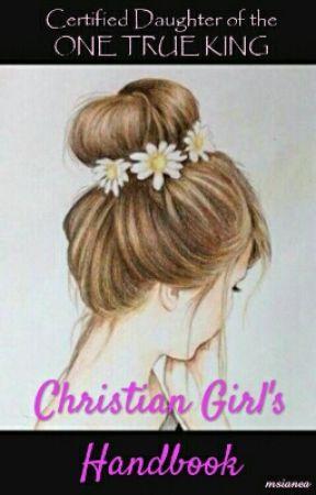 Christian Girl's Handbook by msianea