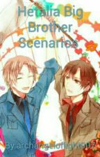 Hetalia Big Brother Scenarios by archangeloflight007