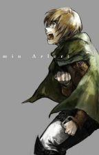 Before the End - Armin X Reader by TsukiKurosu