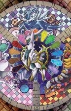 La Legendaria Entrenadora Pokemon by LadyYoguishi